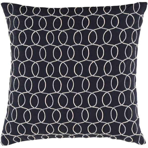 Bold 100% Cotton Pillow Cover by Bobby Berk Home